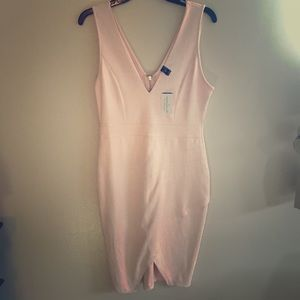 Rose Blush Windsor Mini Dress